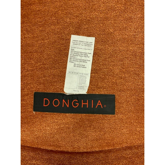 Donghia Donghea Club Chairs - a Pair For Sale - Image 4 of 12