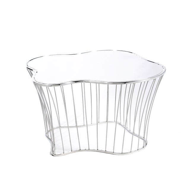 Plaza Center Table From Covet Paris For Sale - Image 4 of 4
