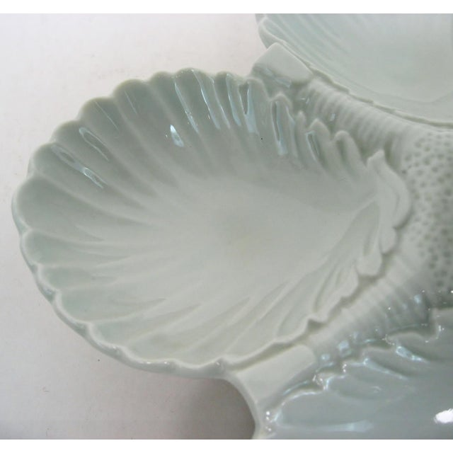 Celadon Porcelain Serving Bowl - Image 6 of 7