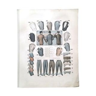 Men's Clothing Catalog I For Sale