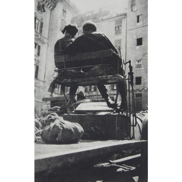 """Wagon"" Photogravure by Herbert Bayer - Image 2 of 2"