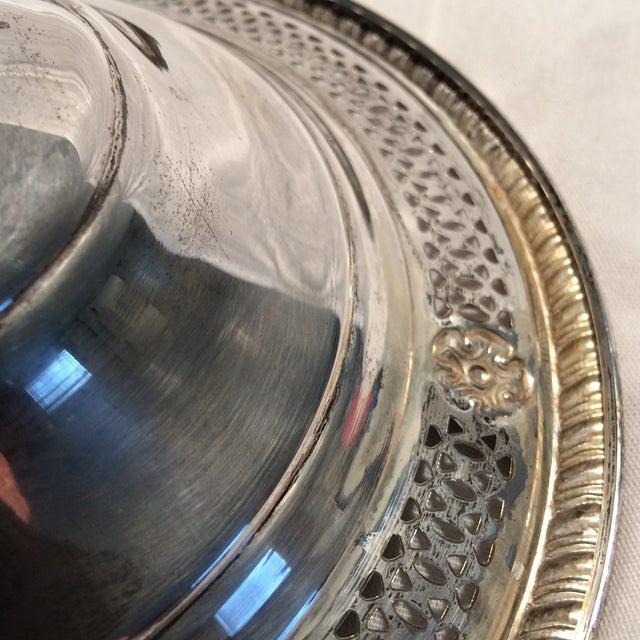 Vintage Sterling Silver Pedestal Dish - Image 7 of 10