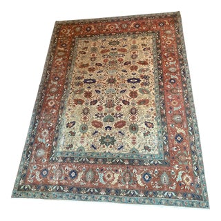 Tufenkian Artisan Hand Knotted Wool Caucasian Rug- 9 X 12' For Sale