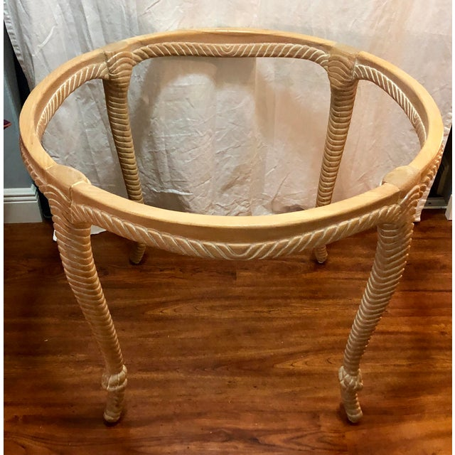 Table and beveled glass top in excellent condition. I also have 4 armchairs available and listed separately. Base without...