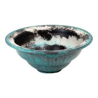 Svend Hammershoi for Herman A. Kahler Keramik Bowl For Sale