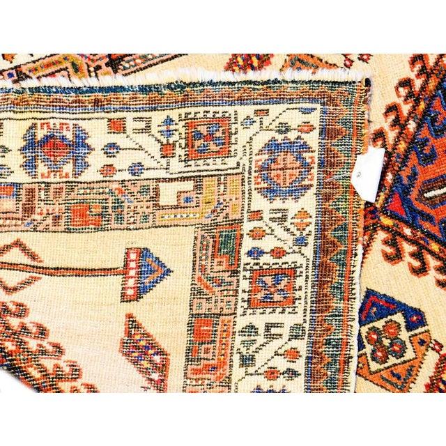 Islamic 19th Century Serab Runner Rug - 3′1″ × 7′ For Sale - Image 3 of 5