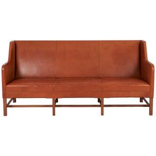 Kaare Klint Sofa Model 5011, Denmark, 1930s For Sale