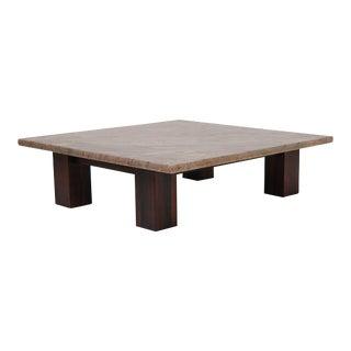 Joaquim Tenreiro Coffee Table For Sale