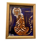 Image of Abstract Tiger by Ebony Boyd For Sale