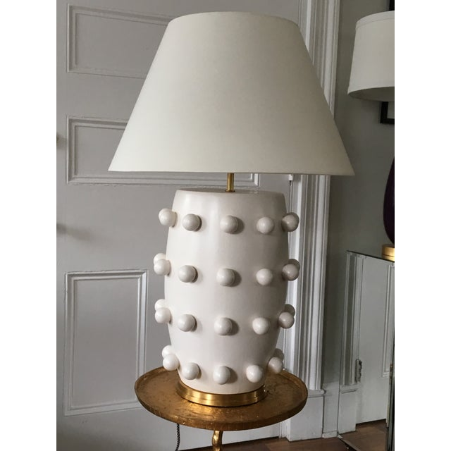 Sculptural Table Lamp - Image 2 of 4