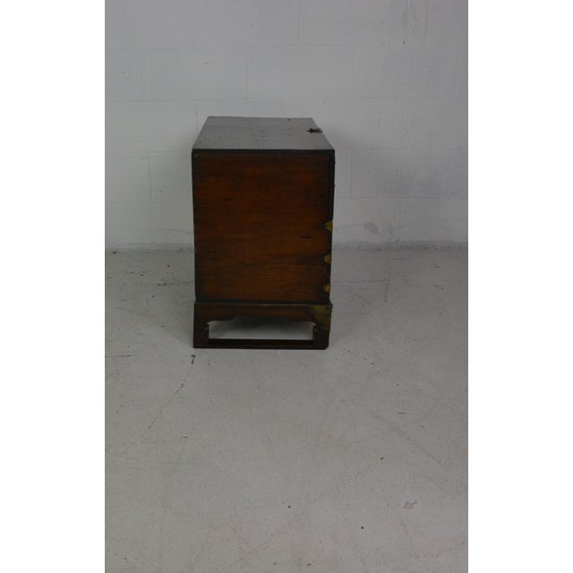 Asian 1920s Asian Nightstands-a Pair For Sale - Image 3 of 6