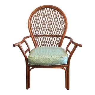 Palm Beach Mid-Century Regency Chair