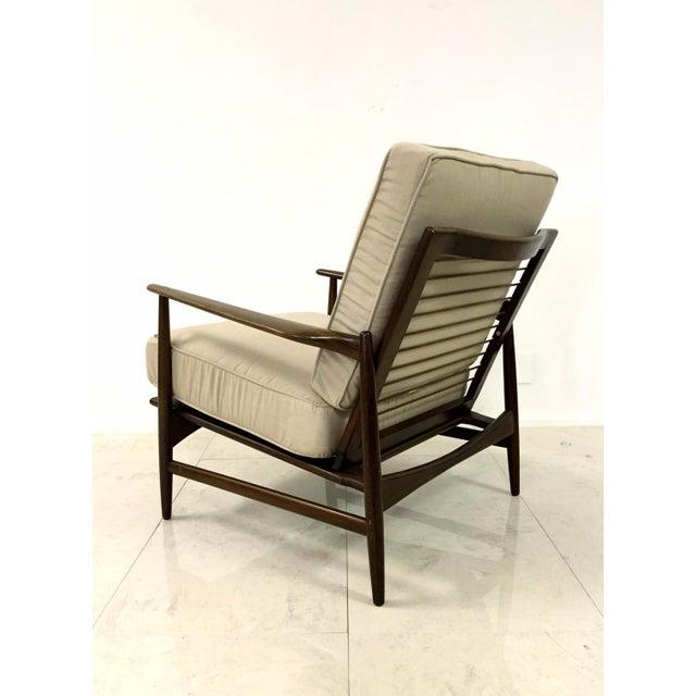 Kofod Larsen for Selig Vintage Danish Lounge Chair - Image 3 of 10