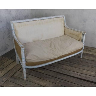 French Directoire Style Settee Preview