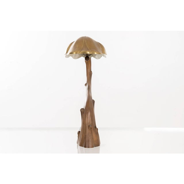 Chapman in the Style of Gaudi Art Nouveau Lamps For Sale - Image 10 of 13