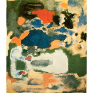 """2003 After Mark Rothko """"Untitled, 1948"""" Poster For Sale"""