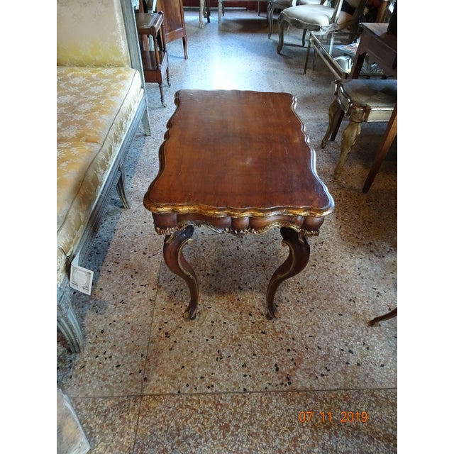 Traditional 19th Century Portuguese Side Table For Sale - Image 3 of 11