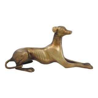 Bronze Greyhound For Sale