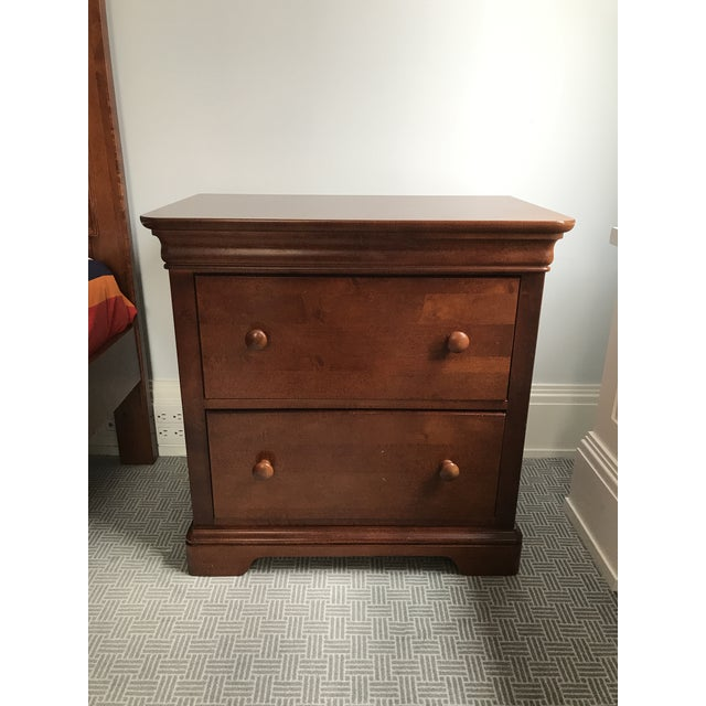 Stanley Young America 2 Drawer Nightstand - Image 4 of 4