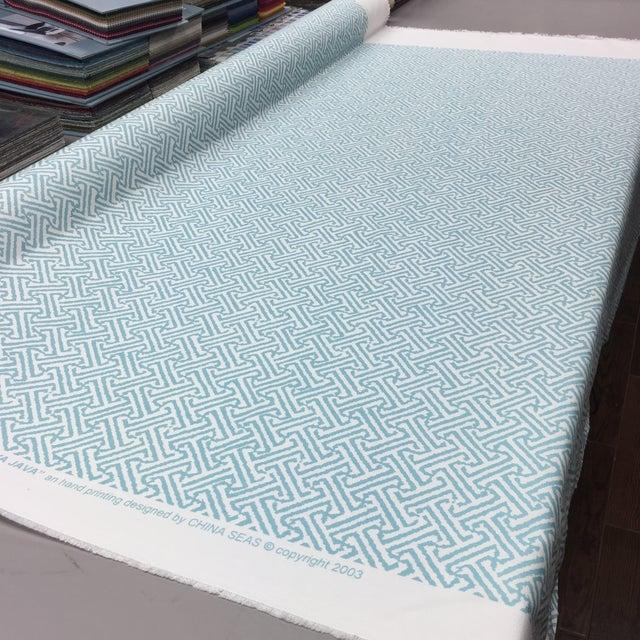 """Java Java"" Fabric by China Seas - 10 and 1/2 Yards - Image 3 of 6"