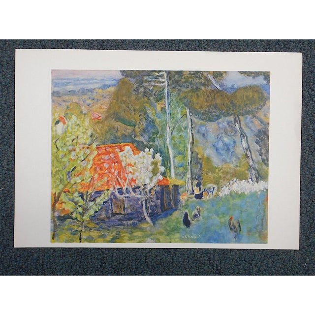 Impressionism Vintage Bonnard Lithograph For Sale - Image 3 of 3