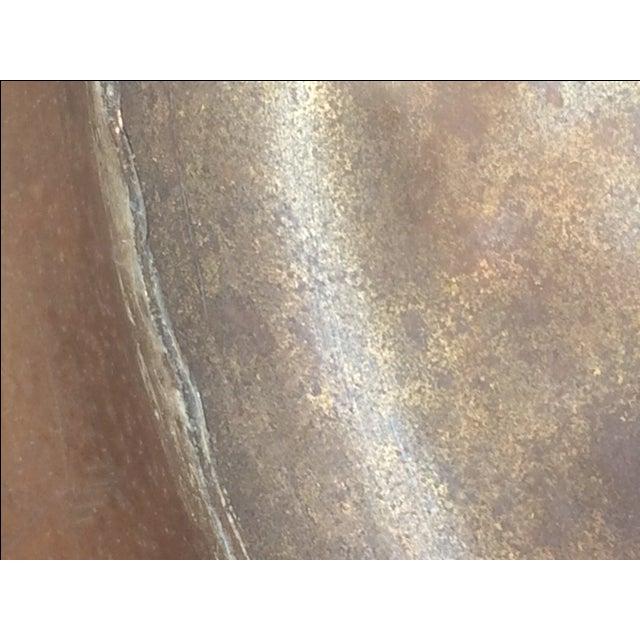 Antique Copper Imperial Russia Jardiniere - Image 5 of 5