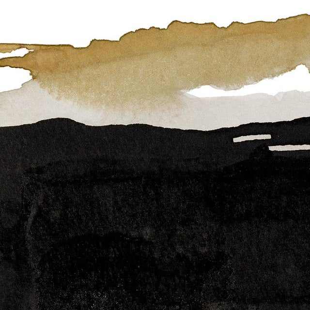"""Abstract """"No. 68: Bridging the Gap"""" Contemporary Painting For Sale - Image 3 of 4"""