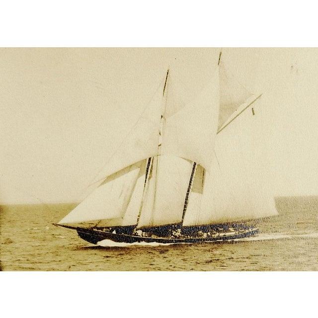 Vintage Sailing Ship Photo - Image 2 of 3