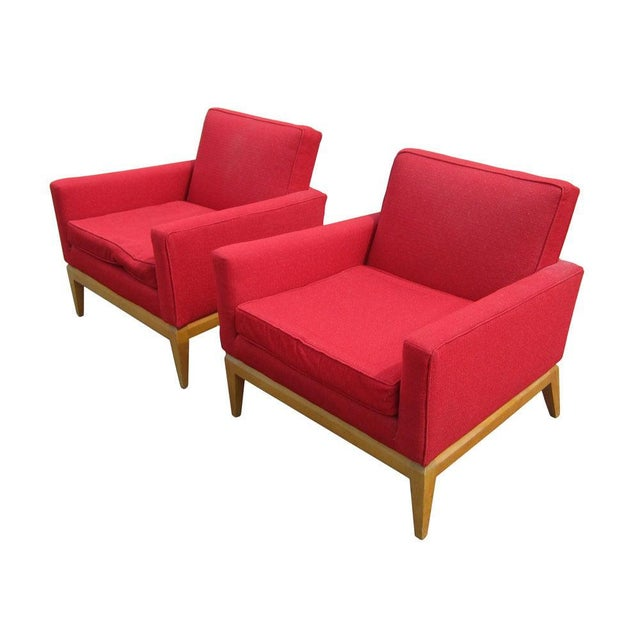 Pair Vintage Mid-Century Heywood Wakefield M1161g Lounge Chairs For Sale In Houston - Image 6 of 6