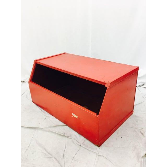 Rustic Pine Box - Image 3 of 6