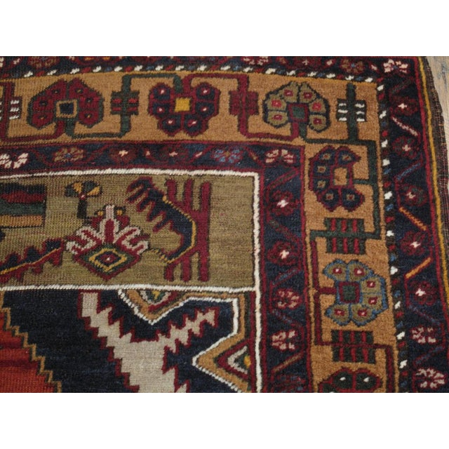 Textile Yahyali Rug For Sale - Image 7 of 9