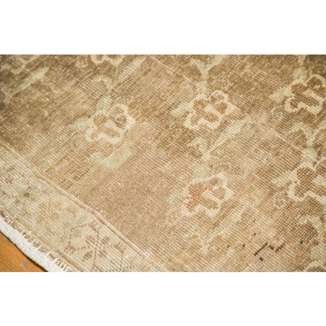 Vintage Oushak Carpet - 7′5″ × 10′8″ For Sale - Image 4 of 9
