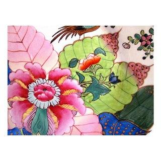 Botanical & Pheasant Platter Preview