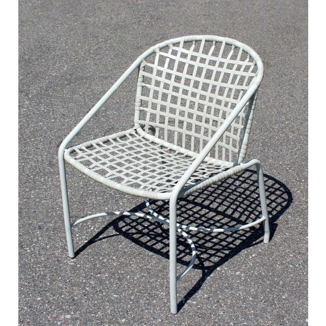 For your consideration is a pair of Brown Jordan Kantan patio chairs, we have a total of six pairs available (12 chairs)...