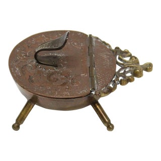Victorian Style Ashtray For Sale