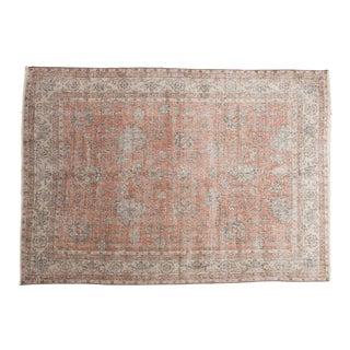 "Vintage Distressed Sparta Carpet - 6'9"" x 9'8"""