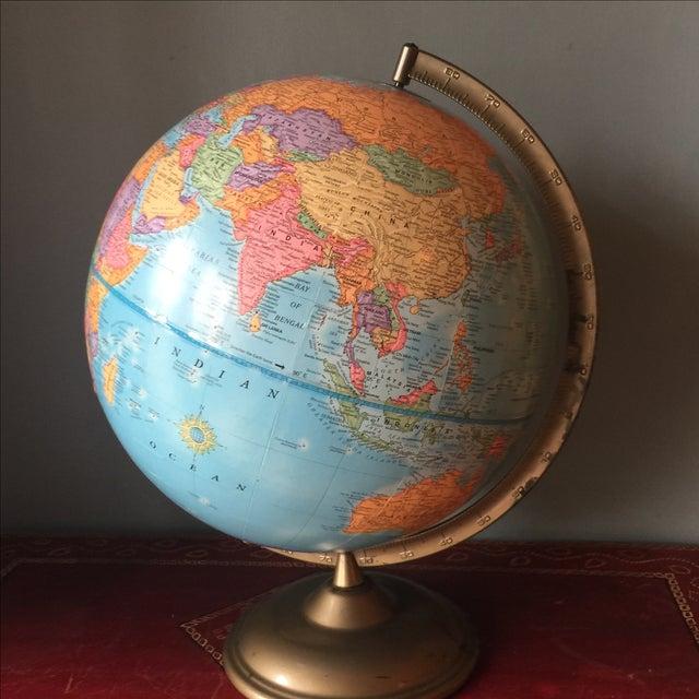 George F. Cram Imperial Globe - Image 5 of 6