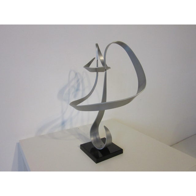 John W. Anderson Kinetic Sculpture For Sale - Image 9 of 9