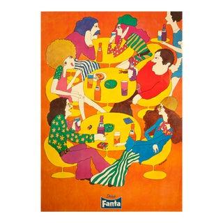"""""""Drink Fanta"""" Japanese Poster"""