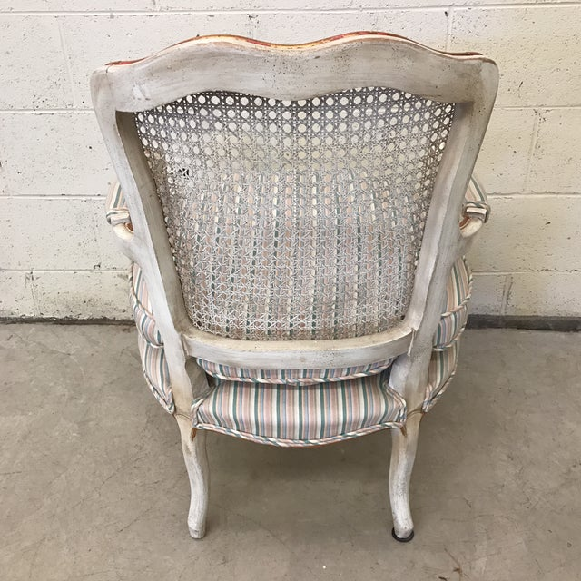 Fratelli Boffi Italian French Style Chair For Sale - Image 5 of 11