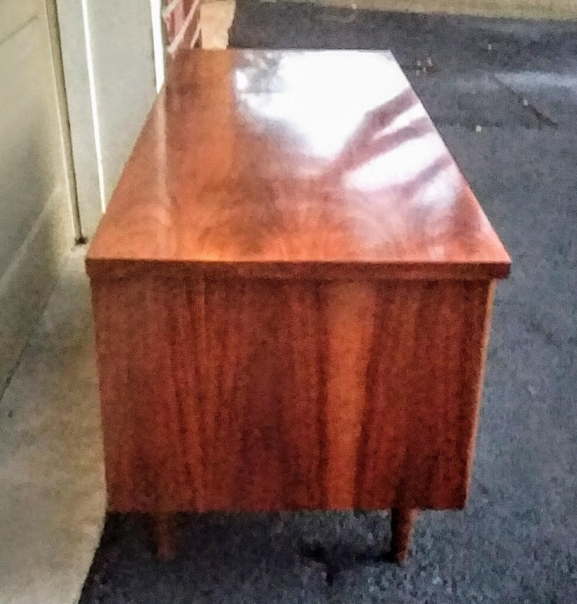 Lane Mid Century Modern Walnut Cedar ChestCoffee Table Chairish
