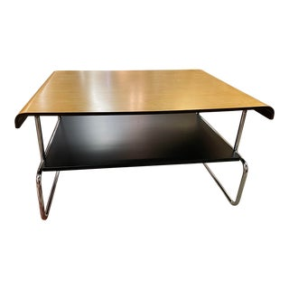 Wood Modern Coffee Table For Sale