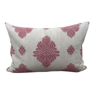 "Pierre Frey ""Erevan"" Fabric Pillow - Pair For Sale"