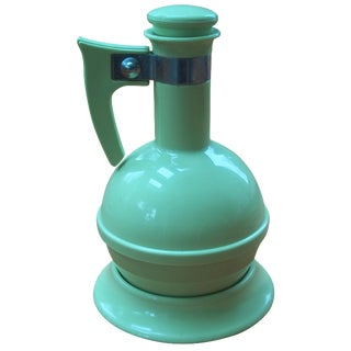 MCM Individual Coffee/Tea Carafe in Chartreuse