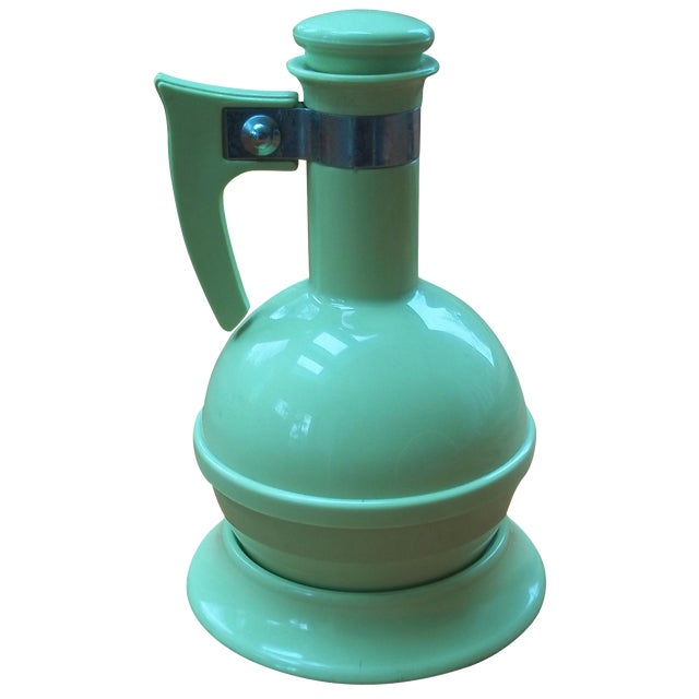 MCM Individual Coffee/Tea Carafe in Chartreuse - Image 1 of 7