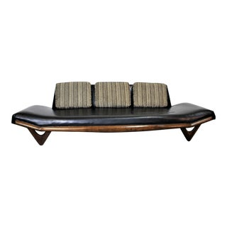 Adrian Pearsall Sofa Gondola Sofa on Boomerang Legs Model 2303 For Sale