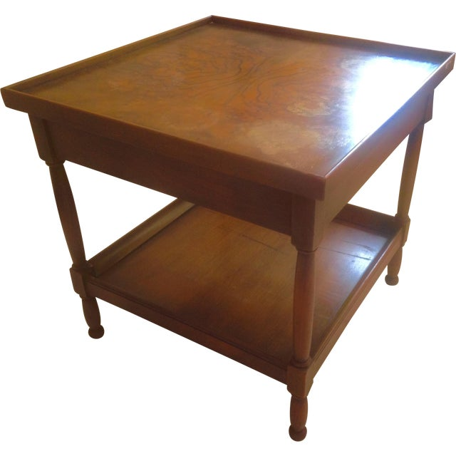 Baker Palladian Side Table - Image 1 of 8