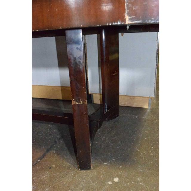Mid-Century Modern Robsjohn-Gibbings for Widdicomb Dining Table For Sale - Image 3 of 8