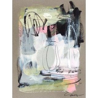 "Lesley Grainger ""Sassy No. 2"" Original Abstract Painting Preview"