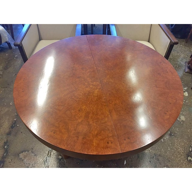 Mid-Century Modern Extendable Dining Table by Axel Einar Hjorth, 1930s For Sale - Image 3 of 9